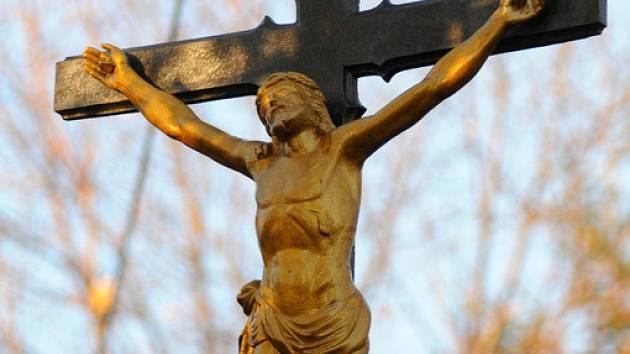 Křížek na Hraničkách.