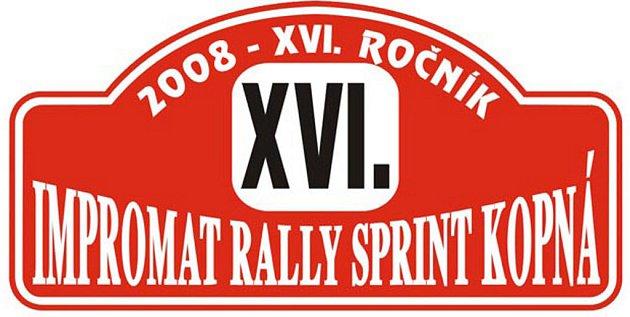 Logo Rallysprint Kopná