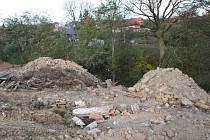 Odpad ze skládky v Javorovci už skončil ve sběrném dvoře
