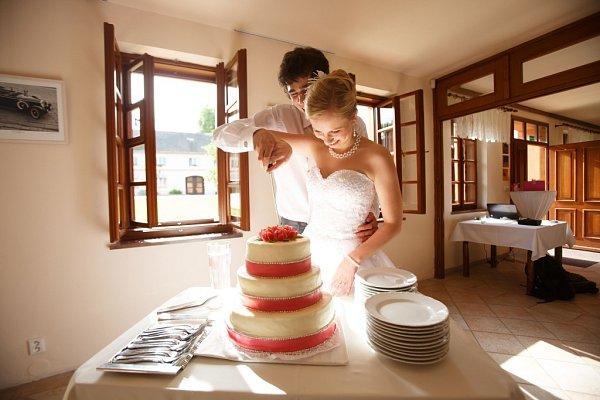 Soutěžní svatební pár číslo 229 - Daniel a Petra Vejrostovi, Olomouc
