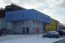 Zimní stadion v Uherském Hradišti. Ilustrační foto.