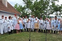 hodové zpívání ve Vlčnově