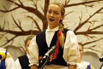 Kateřinská beseda u cimbálu se vOstrožské Lhotě uskutečnila o předposlední listopadové sobotě.