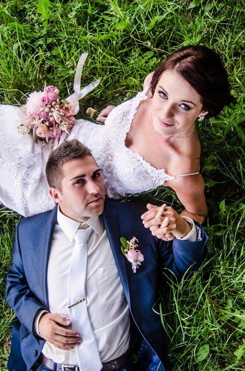 Soutěžní svatební pár číslo 211 - Ivana a Radek Vávrovi