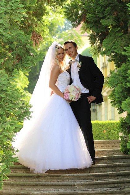 Soutěžní svatební pár číslo 20 – Veronika a Ondřej Mikelovi, Uherské Hradiště
