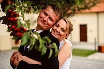 Soutěžní svatební pár číslo 84 - Markéta a Jiří Postavovi, Nedakonice