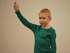 Dětská pěvecká soutěž Zazpívej, slavíčku. Ilustrační foto