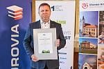 Ve Zlínském kraji získalo ocenění Město pro byznys opět Uherské Hradiště.