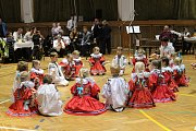 Na plese vystoupil Vlčnovjánek, Čerešničky i Veleťánek.