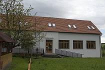Komunitní centrum v Hostětíně