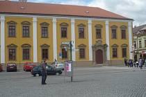 Bývalá jezuitská kolej po opravách nabídne třeba expozici o historii města či galerii děl Joži Uprky.