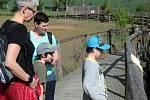 Od 11. května je otevřený také areál Živá voda vModré uVelehradu.
