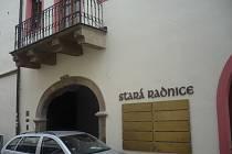 Towner club sídlil na Staré radnici v Uherském Hradišti. Ilustrační foto.