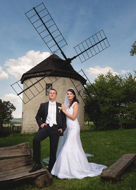 Soutěžní svatební pár číslo 85 - Hana a Miroslav Juříkovi, Ostrata