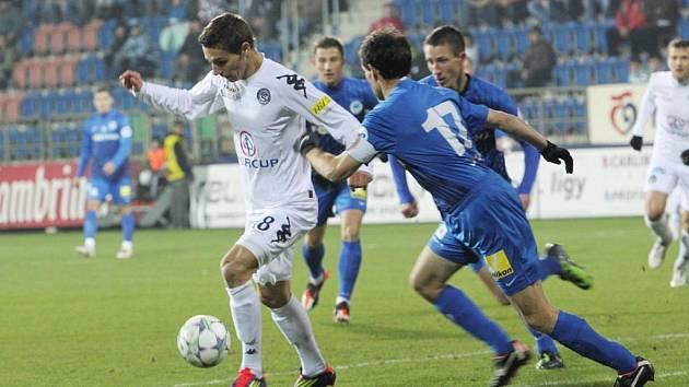 Na podzim vyhrál Slovan na Slovácku 2:1