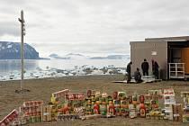 Výrobky od Hamé už v roce 2011 podpořily vědeckou výpravu do Arktidy.