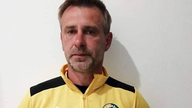 Trenér Pavel Cigoš