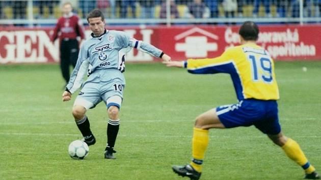 Libor Soldán dovedl Synot Staré Město do ligy z pozice kapitána.