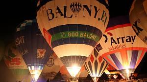 Mezinárodní balónový festival Filzmoos 2019