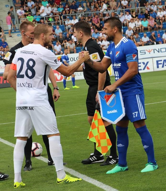 Slovácko proti Baníku