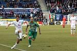 Slovácko (v bílém) proti Bohemians