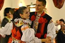 Krojový ples v Hluku
