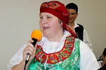 """Lenka Rašticová má v souboru tři vlastní děti a 47 """"adoptovaných""""."""