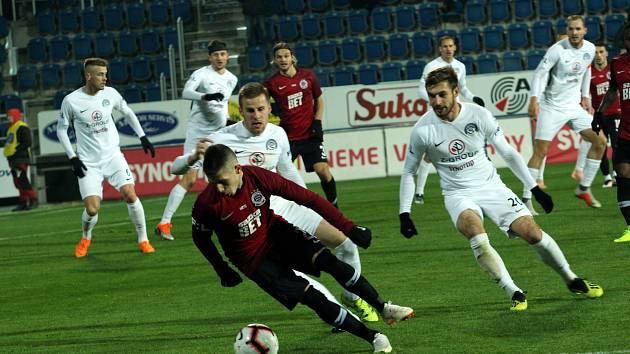 Slovácko proti Spartě