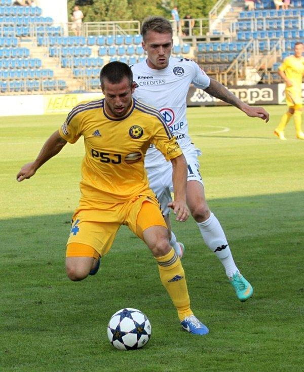 Milan Kerbr (vzadu) a Tomáš Marek.