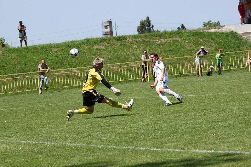 1. FC Slovácko - Sezimovo Ústí