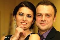 Tomáš Šulaj a Pavlína Hejcmanová.