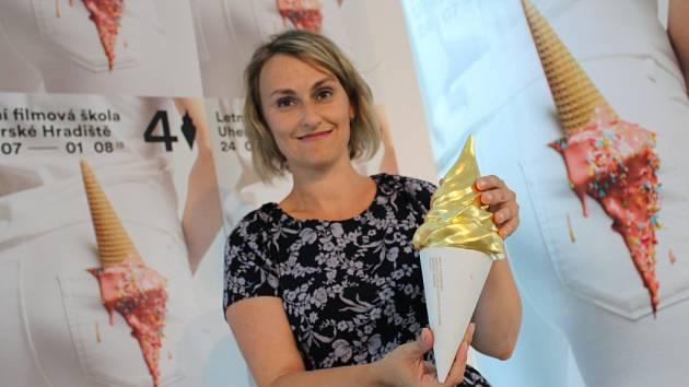 Ředitelka Letní filmové školy představila podobu letošního výročního ocenění tohoto festivalu.