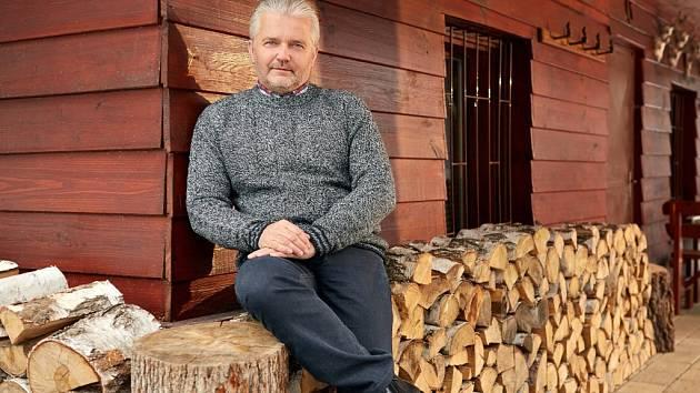 Kandidát do 2. kola voleb do Senátu Parlamentu ČR Libor Lukáš.