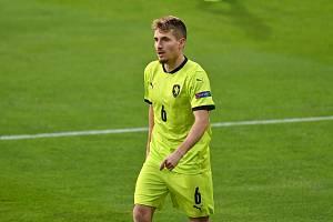 Záložník české fotbalové reprezentace Michal Sadílek.