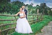 Soutěžní svatební pár číslo 119 - Andrea a David Fridriškovi, Přerov