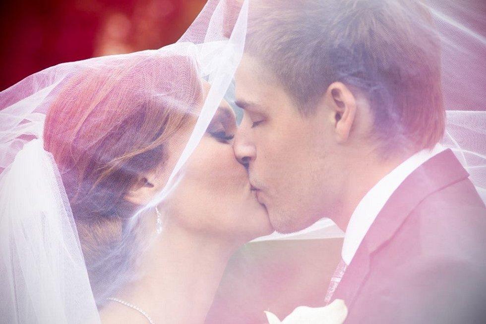 Soutěžní svatební pár číslo 269 - Eva a Lukáš Nikodémovi, Nosislav.