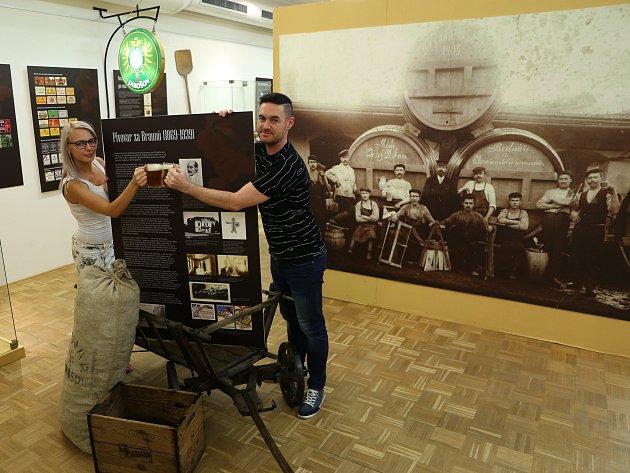 Ilustrační foto k Muzeu Jarošovského pivovaru.