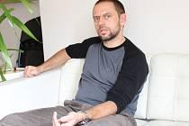 Vladimír Kaška vede kontaktní centrum Charáč od roku 2006.