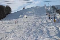 Ski areál Osvětimany. Ilustrační foto.