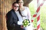 Soutěžní svatební pár číslo 85 – Vendula a Marek Gottliebovi, Hvozdečko u Bouzova