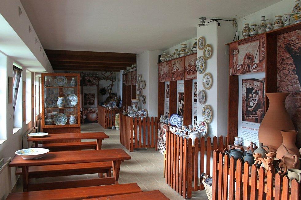 Návštěvníci Muzea keramiky měli vTupesích možnost poznat neobjevené skvosty ze života našich předků.