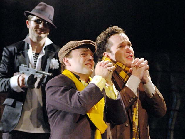 Herci slibují, že muzikál Sugar bude dnes ještě větší sranda než normálně.