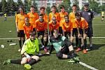 foto mužstva Uherského Brodu v turnaji Gazda Cup 2020