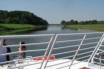 Řeka Morava. Ilustrační foto.