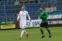 Slovenský fotbalista Patrik Šimko místo fotbalu chodí venčit psa.