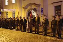 Unikátní putovní výstava s názvem Armádní generál Vojtěch Boris Luža, kterou zahájili v pátek 14. listopadu v Galerii Panský dům v Uherském Brodě.