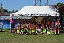Fotbal ve Spytihněvi