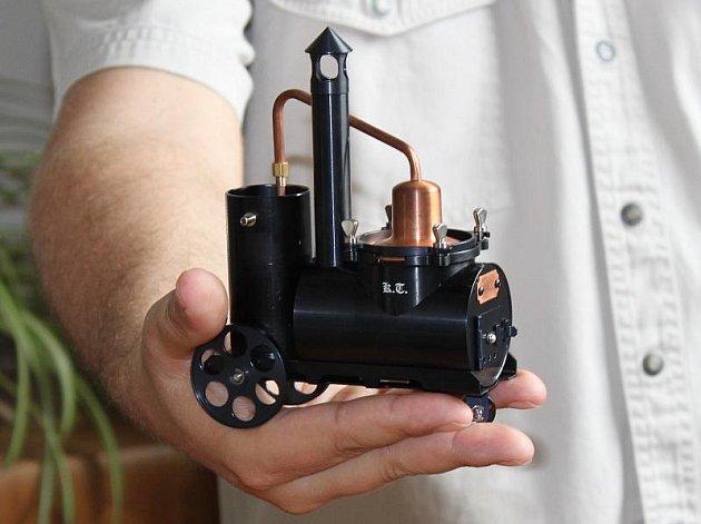 Model mobilní pálenice, Nedakonice