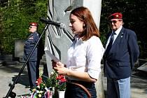 Ve Vápenicích za Salaší se uskutečnila v sobotu dopoledne pietní vzpomínka na bestiálně zavražděné Salašany.