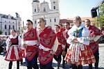 Slovácké slavnosti vína v Uherském Hradišti, 2013, mikroregion Uherský Brod.